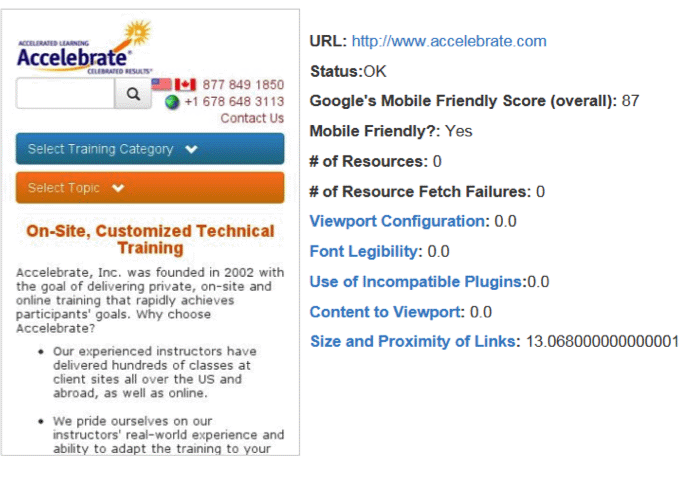 mobile-site-report-example 2