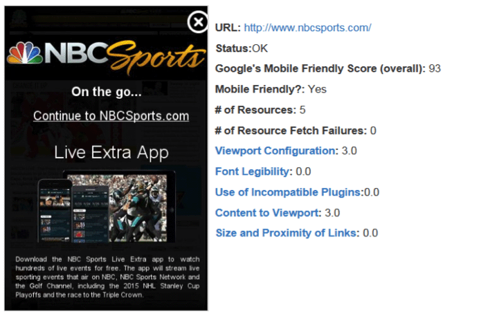 mobile-site-report-example 3