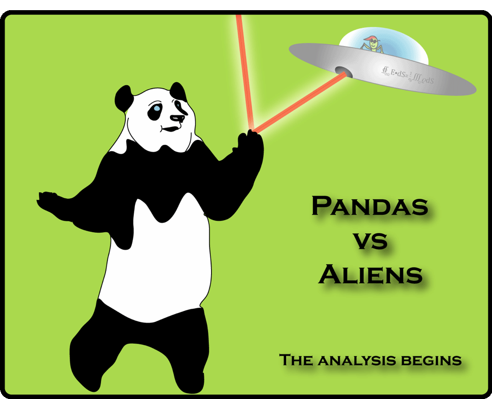 Pandas-monium: Analyzing Data with the Python Pandas Package