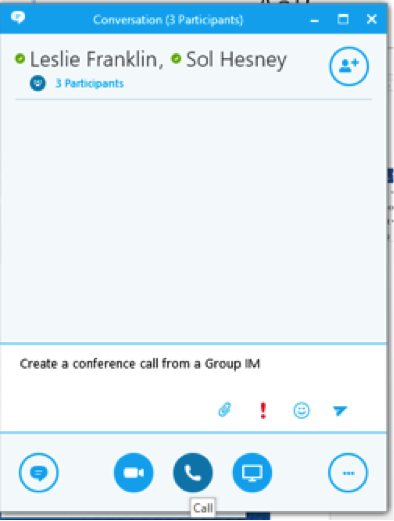 Create Call