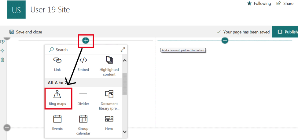 How to Create a New Site Page in SharePoint Online