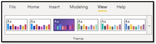 Use Themes.