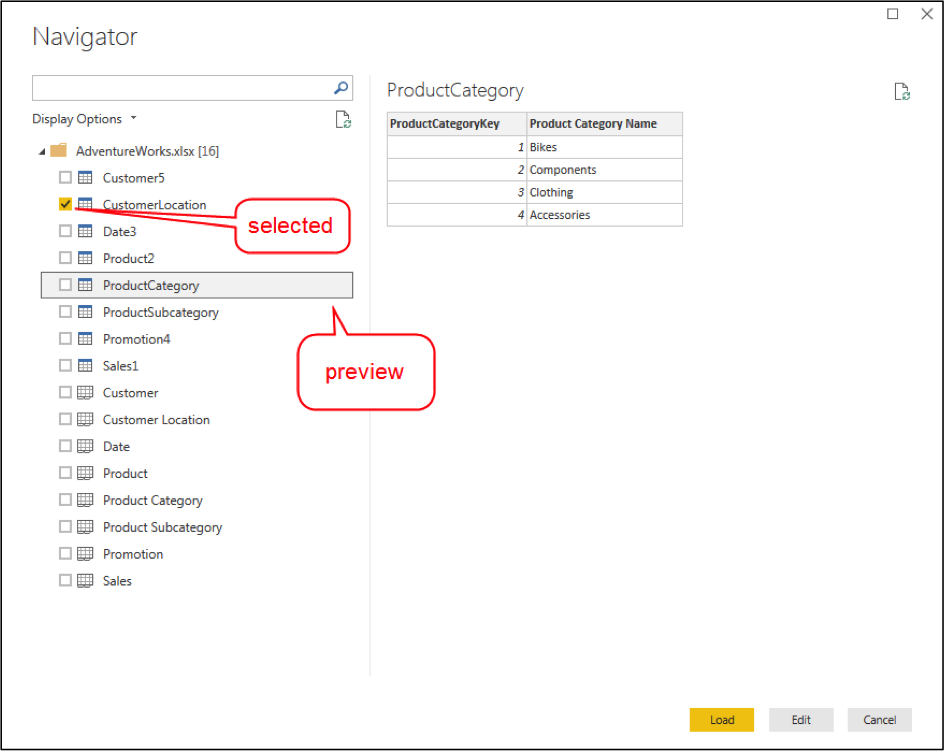 How Do You Share Data Among Excel, Power BI Desktop, and