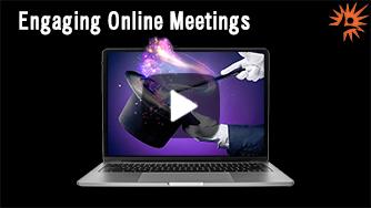 Hosting Engaging Zoom Meetings webinar recording