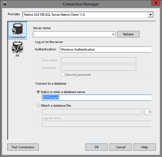 SSIS 2016 Tutorial: SQL Server 2016 Integration Services