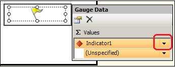 Figure 33: Gauge Data Window