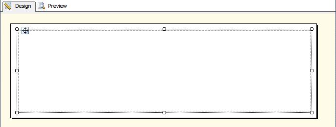 Figure 36: Resizing the Data Region