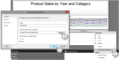 SSRS 2016 Tutorial: Enhanced Report Items Part 2