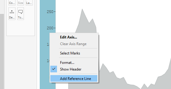 Add Reference Line