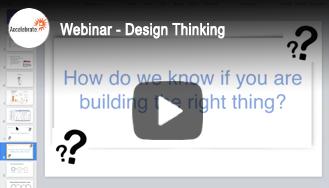 Design Thinking Webinar