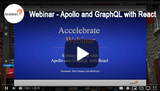 Webinar - Apollo and GraphQL with React