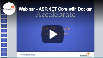 Webinar - ASP.NET Core with Docker
