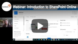 Webinar - SharePoint Online