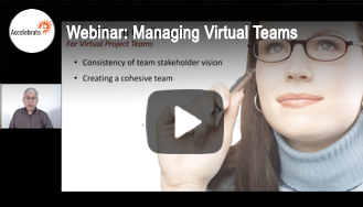Webinar - IT Leadership in a Virtual World