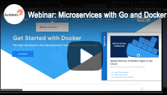 Building Microservices with Go and Docker