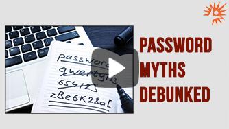 Security Webinar: Password Policy Myths