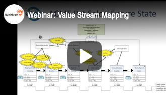 Webinar - Value Stream Mapping